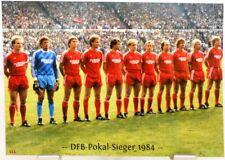 FC Bayern München + DFB Pokal Sieger 1984 + Fan Big Card Edition F127 +