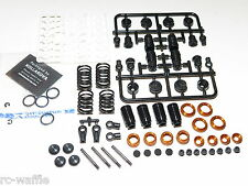 XRA340005 TEAM XRAY RX8 2017 SPEC 1/8 FRONT AND REAR SHOCKS