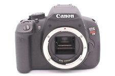 Canon EOS 700D (eos Rebel T5i) 18.0MP Digital SLR Camera - Shutter Count: 653