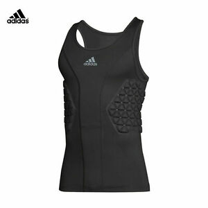 Adidas Alphaskin Force Padded Basketball Tank Top DP9227 Men's Large Climalite
