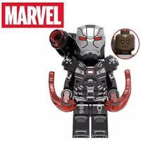 War Machine Endgame Marvel Minifigure Figure Custom Minifig 82