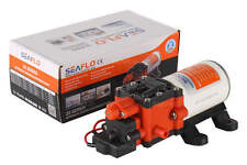 12V Seaflo 100 PSI Water Pump RV Boat High Pressure Marine/Boat 4 Year Warranty
