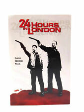 24 Hours In London DVD New Sealed Flat Pack Full Screen