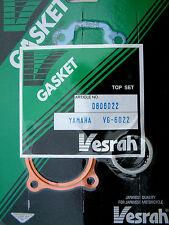 Juego de tapas superiores VESRAH kit Yamaha PW80 PW 80 1983-98 V80 (19N) VG-6022