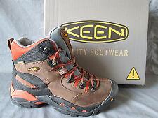 Mens New KEEN Pittsburgh Waterproof High Top Soft Toe Hiker Size 14 D