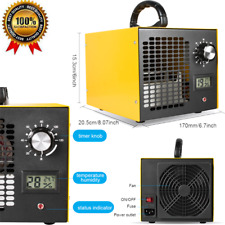 Portable 10,000 mg/h LCD High Capacity Ozone O3 Machine Air Purifier Air Cleaner