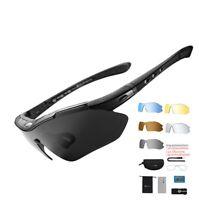 Men Polarized Sports Sunglasses Cycling Glasses Mountain Bike Bicycle Eyewear
