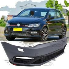 FRONT BUMPER FOR VW POLO 6R 2014 GTI LOOK SPOILER BODY KIT NEW