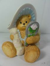 "Chapeau Noelle ""Joan"" by Lucy Rigg & Me Bears Figurines Numbered & Limited"