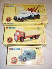 A corgi classics BRS, Scammell Contractor, ERF V,. Morris,  ( B,M )