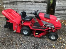 Countax C300h Ride On Mower Garden Tractor With Collector