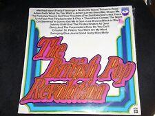 New listing Vintage Vinyl The British Pop Revolution)  LP ( V/G)