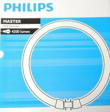 5 New Philips Master TL5 Circular 4200 Lumen 55W 2GX13 830 3000K 18 x 305 mm