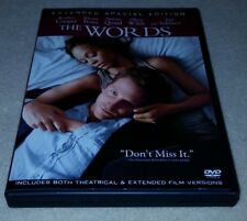 The Words Olivia Wilde, Zoe Saldana, Bradley Cooper, Jeremy Irons, Dennis Quaid