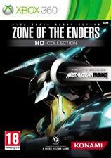ZONE OF THE ENDERS HD COLLECTION TEXTOS EN CASTELLANO NUEVO PRECINTADO XBOX 360