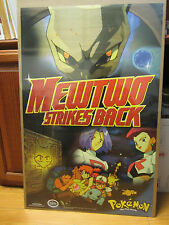 vintage NEWTWO strikes back Nintendo 1997 poster pikachu project 98' 348