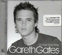 Gareth Gates - Go Your Own Way (2003)  2CD  NEW/SEALED  SPEEDYPOST