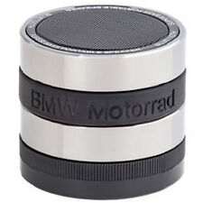 Genuine BMW Portable Bluetooth Speaker BMW Motorrad 72602410383