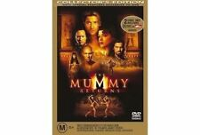 The Mummy Returns Collectors Edition (2-DVD Set) AS NEW FREE POST Australian Ed.