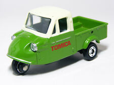 TOMICA 1:50 Scale Daihatsu MIDGET MP5 Three wheel vehicle Green Diecast Car TOMY