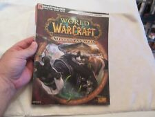 World of Warcraft: Mists of Pandaria Signature Series Guide Bradygames Softcover