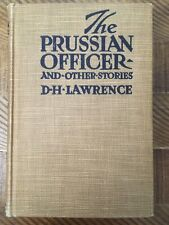 The Prussian Officer and Other Stories (D.H. Lawrence) Hardback