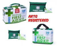 Multiple Travel First Aid Kit Medical Emergency Survival Set Family/Office/Car