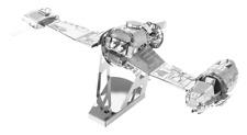 FASCINATIONS METAL EARTH Star Wars Jedi l'ultima resistenza Ski Speeder KIT