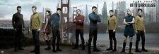 STAR TREK ~ INTO DARKNESS CAST DOOR 21x62 MOVIE POSTER Benedict Cumberbatch