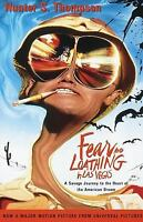 Fear and Loathing in Las Vegas: A Savage Journey to the Heart of the...  (ExLib)