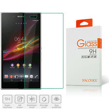 Nacodex Tempered Glass Screen Protector Film For Sony Xperia Z Ultra XL39H