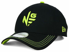 New Era Golf new Contour Adjustable Fit Hat Cap Black One Size Fits All OSFA $32