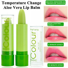 Color Changing Aloe Vera Moisturizing Lip Glaze Lip Gloss Lipstick Lip Balm