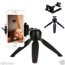 Yunteng Mobile Tripod Phone Holder Selfi Desktop Clip SLR Camera Stand Mount