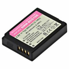 REPLACEMENT BATTERY ACCESSORY FOR PANASONIC LUMIX DMC-TZ6