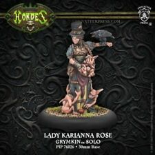 Hordes Grymkin Lady Karianna Rose