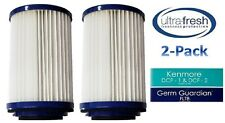 2 HEPA Allergy Vacuum Cleaner Filter for Kenmore DCF-1 DCF1 DCF2 20-82720 82912
