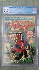 Amazing Spider-Man #161 CGC 7.0 Kane Wolverine Nightcrawler Punisher 1st Jigsaw