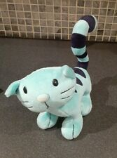 """BOB THE BUILDER PILCHARD THE CAT PLUSH CUDDLY TOY 12"""" TALL"""
