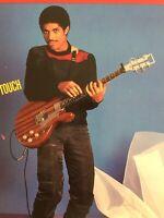 Stanley Jordan Magic Touch Vinyl LP 85 Blue Note Digital
