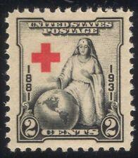 USA 1931 Red Cross/Medical/Health/Nurse/Globe/Nursing/Welfare 1v (n29038)