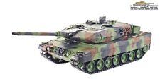 RC Panzer Taigen Leopard 2A6 BB Metall Edition PRO 1:16 Flecktarn Bundeswehr