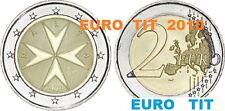 2 €    MALTE  NORMALE     2010    1 X   PIECE   NEUVE    2010