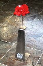Poppy Plaque For Tower Of London WW1 Ceramic Metal Display Stand