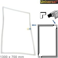 Türdichtung für Kühlschrank 4-seitig Universal Set 1300 x 700 mm Dichtung UNIVER