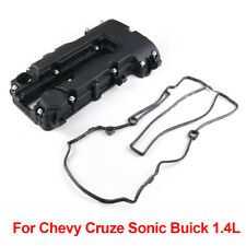 For Chevy Cruze Sonic Buick 1.4L Camshaft Engine Valve Cover w/ Bolts & Seal