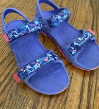 Merrell Girls Hydro Drift Sports Sandals, size 3