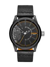 Reloj Diesel Rasp DZ1845, Piel color Negro **Envío 24h Gratis**