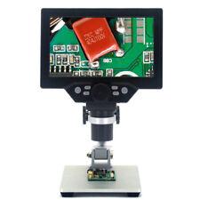 Digitales Mikroskop 7 Zoll LCD 12MP 1-1200X-Verstärkungslupe Microscope