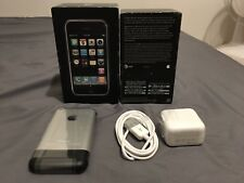 Rare collectors Apple iPhone 1st Generation 8GB MATCHING BOX, UNACTIVATED!!
